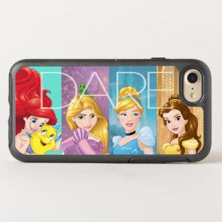 Disney Princesses | Dare To Dream OtterBox Symmetry iPhone 7 Case