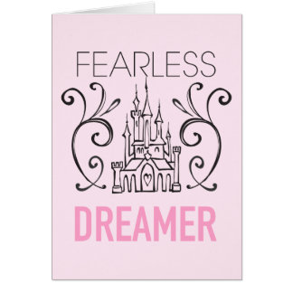 Disney Princesses | Fearless Dreamer Card