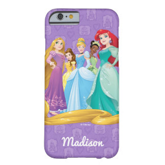 Disney Princesses | Fearless Is Fierce Barely There iPhone 6 Case