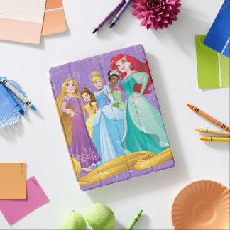 Disney Princesses | Fearless Is Fierce iPad Cover