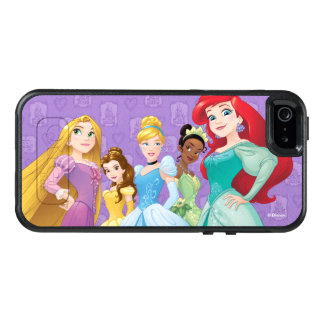 Disney Princesses | Fearless Is Fierce OtterBox iPhone 5/5s/SE Case