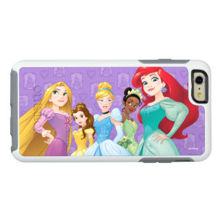 Disney Princesses | Fearless Is Fierce OtterBox iPhone 6/6s Plus Case