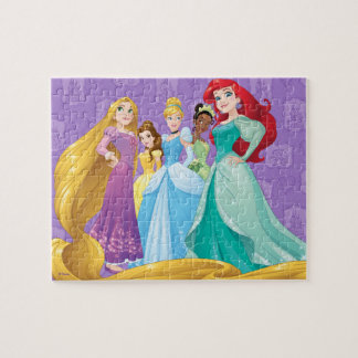 Disney Princesses | Fearless Is Fierce Puzzle
