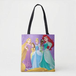 Disney Princesses | Fearless Is Fierce Tote Bag