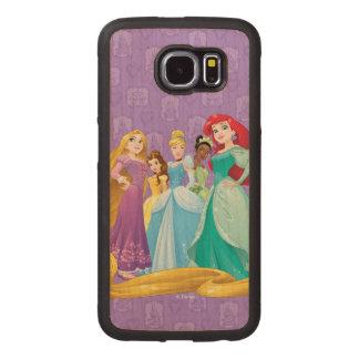 Disney Princesses | Fearless Is Fierce Wood Phone Case
