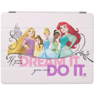Disney Princesses | Never Give Up iPad Cover