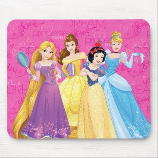 Disney Princesses | #PrincessPower Mouse Pad