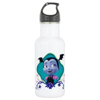 Disney | Vampirina - Vee - Gothic Floral 532 Ml Water Bottle