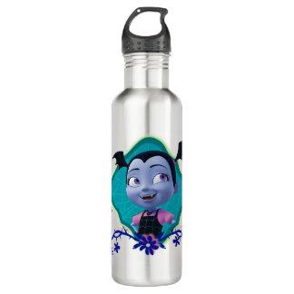 Disney | Vampirina - Vee - Gothic Floral 710 Ml Water Bottle