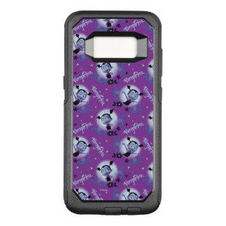 Disney   Vampirina - Vee - Gothic Pattern OtterBox Commuter Samsung Galaxy S8 Case