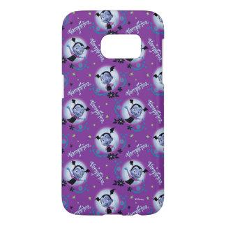 Disney   Vampirina - Vee - Gothic Pattern Samsung Galaxy S7 Case