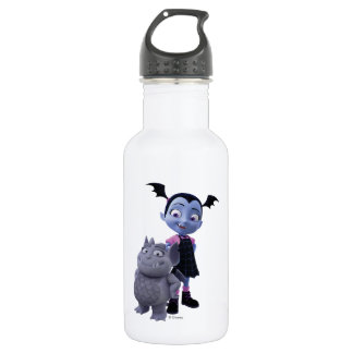 Disney | Vampirina - Vee & Gregoria - Cool Gothic 532 Ml Water Bottle