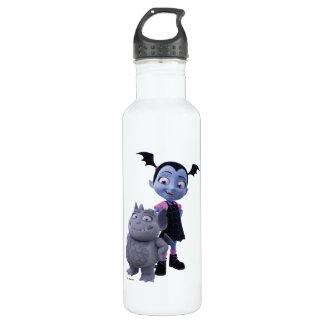 Disney | Vampirina - Vee & Gregoria - Cool Gothic 710 Ml Water Bottle