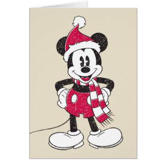 Disney | Vintage Mickey - Festive Fun Card