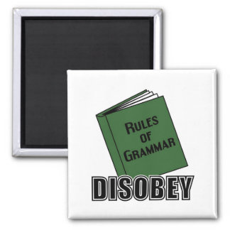 Disobey Magnet