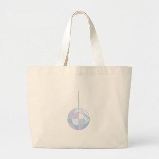 Disoc Ball Large Tote Bag
