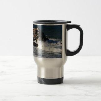 Disorderly Lady Travel Mug