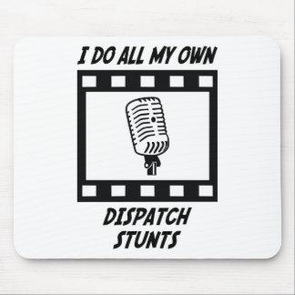 Dispatch Stunts Mouse Mats
