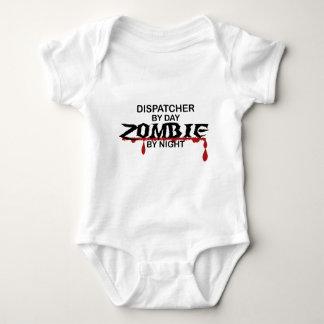 Dispatcher Zombie Baby Bodysuit