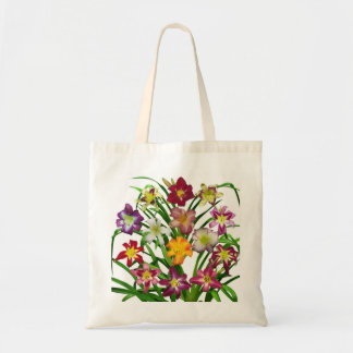 Display of daylilies II Tote Bag