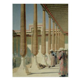 Display of Trophies, 1871-72 Postcard