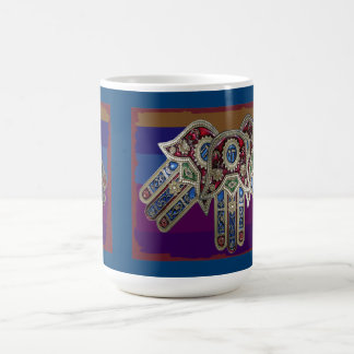 DISPLAY only :Decorative Religious ICONS Classic White Coffee Mug