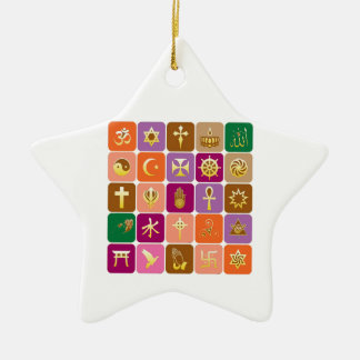 DISPLAY only Decorative Religious ICONS Ornaments