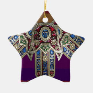 DISPLAY only Decorative Religious ICONS Christmas Ornament