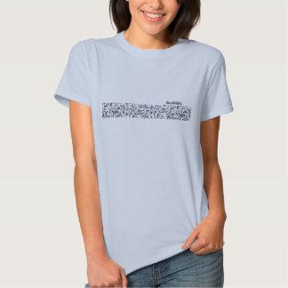 "Disponible ""Swirlzy "" Tee-shirt"