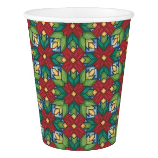 Disposable cups paper cup