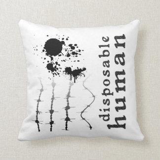 Disposable Human Pillows