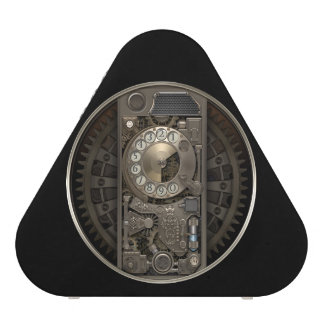 Dispositif de Steampunk - téléphone de cadran Haut-parleur Bluetooth