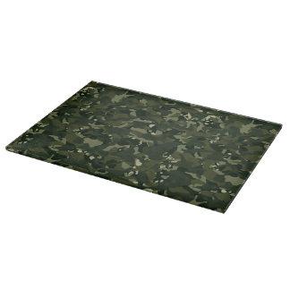 Disruptive khaki camouflage boards