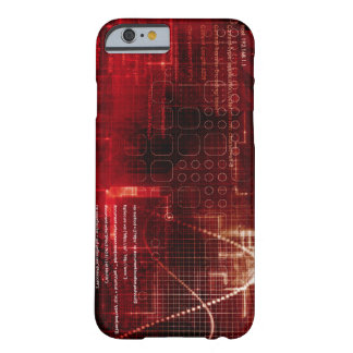 Disruptive Technology of the Human Body and Mind Barely There iPhone 6 Case