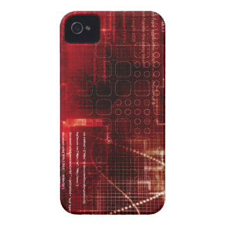 Disruptive Technology of the Human Body and Mind iPhone 4 Cover