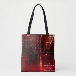 Disruptive Technology of the Human Body and Mind Tote Bag