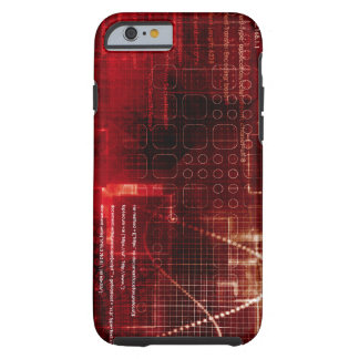 Disruptive Technology of the Human Body and Mind Tough iPhone 6 Case