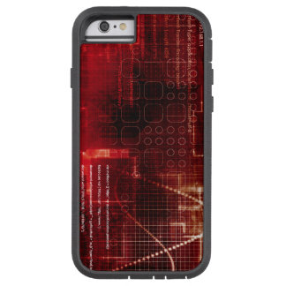 Disruptive Technology of the Human Body and Mind Tough Xtreme iPhone 6 Case