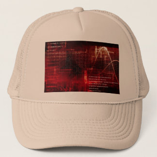 Disruptive Technology of the Human Body and Mind Trucker Hat