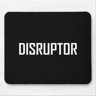 Disruptor Technology Business Mouse Pad