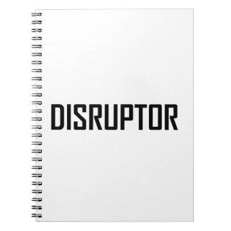 Disruptor Technology Business Notebooks