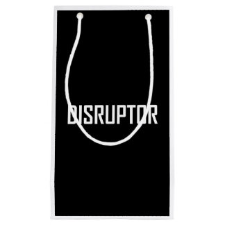 Disruptor Technology Business Small Gift Bag