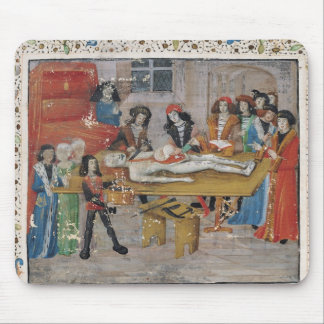 Dissection lesson  Faculty of Medicine Mouse Pad