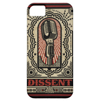 Dissent Case iPhone 5 Cover