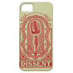 Dissent Case-Mate Case iPhone 5 Covers