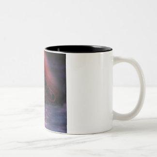Dissociative Shift Two-Tone Coffee Mug