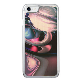 Dissolving Imagination Abstract Carved iPhone 8/7 Case
