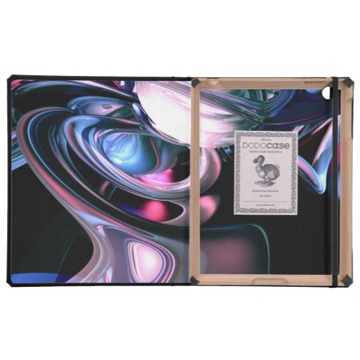 Dissolving Imagination Abstract iPad Cover