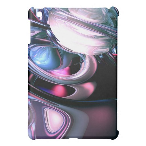 Dissolving Imagination Abstract iPad Mini Cover