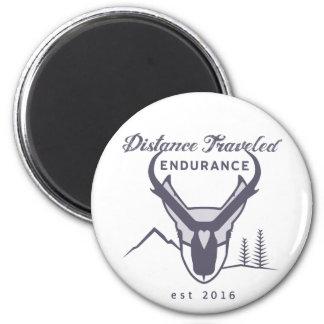 Distance Traveled Endurance Pronghorn Magnet